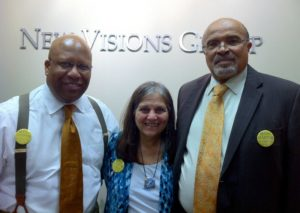 Ellen with New Visions Group